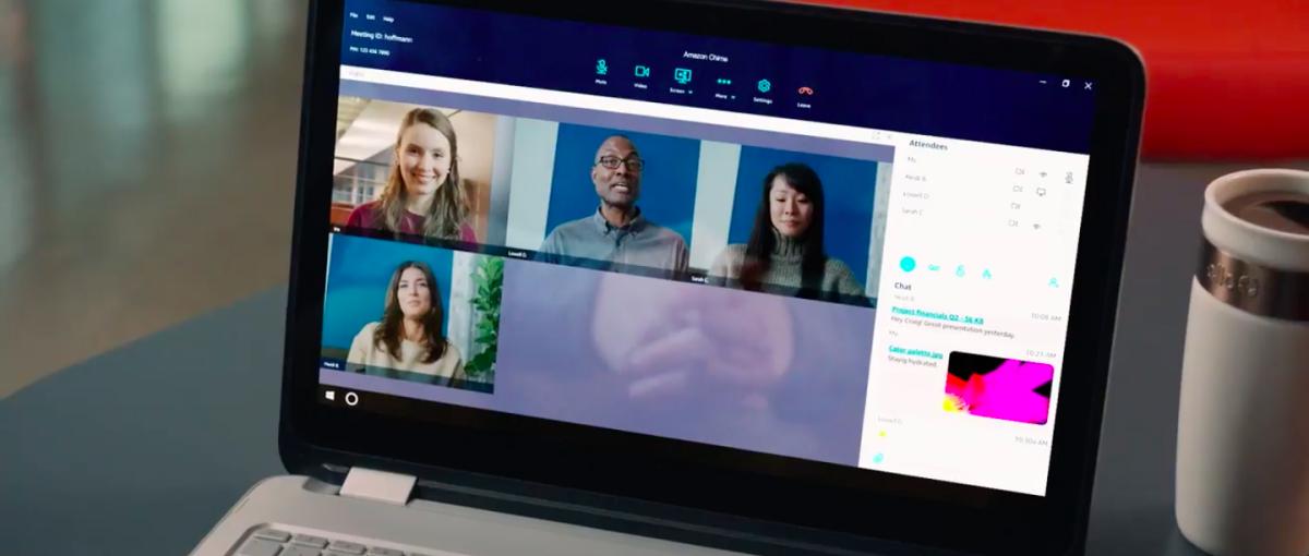 Slack i Skype mają sięczego obawiać. Nowy Amazon Chime może nieźle namieszać