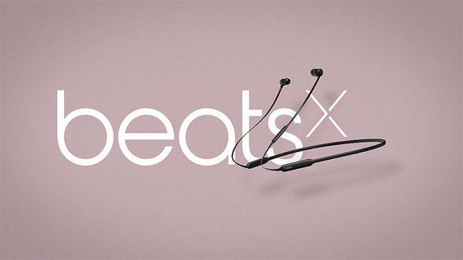 BeatsX Apple Chip W1 AirPods