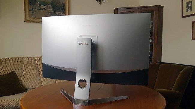BenQ EX3200R test