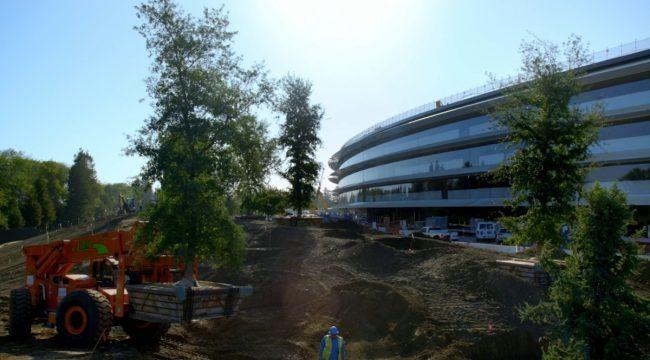Otwarcie Apple Park Campus