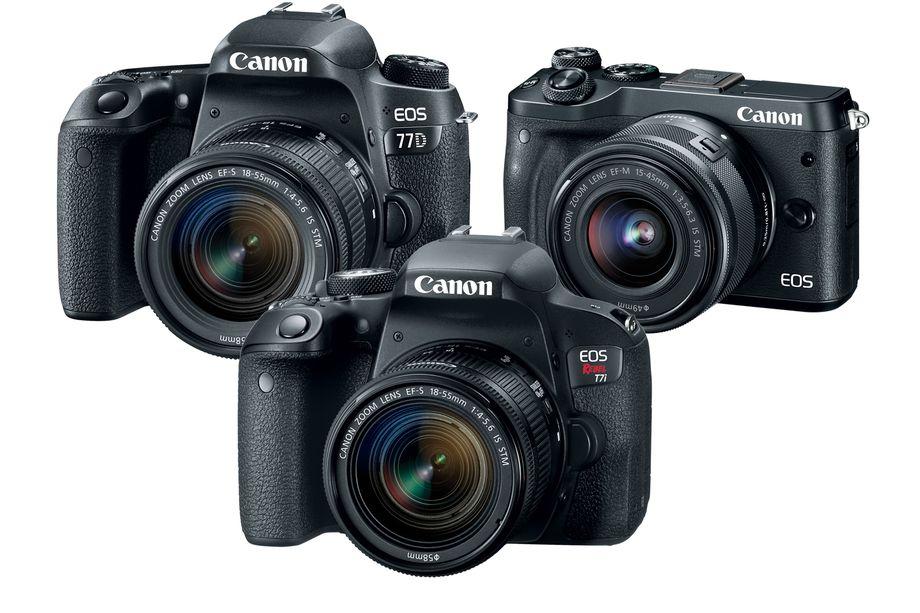 Trzy nowości Canona to przede wszystkim szybki autofocus. Jest też niespodzianka