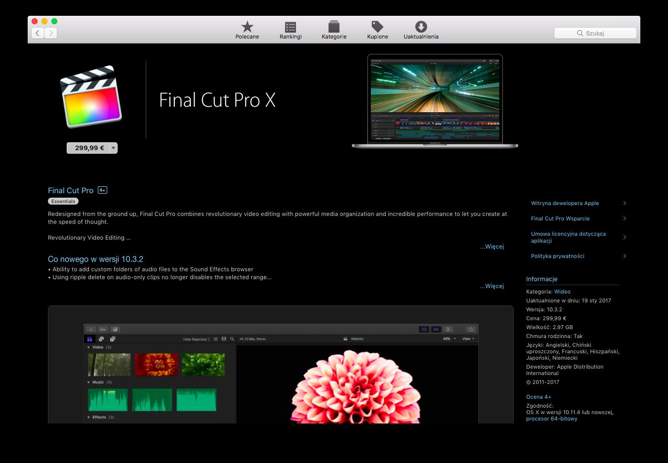 Adobe Premiere Pro kontra Final Cut Pro X