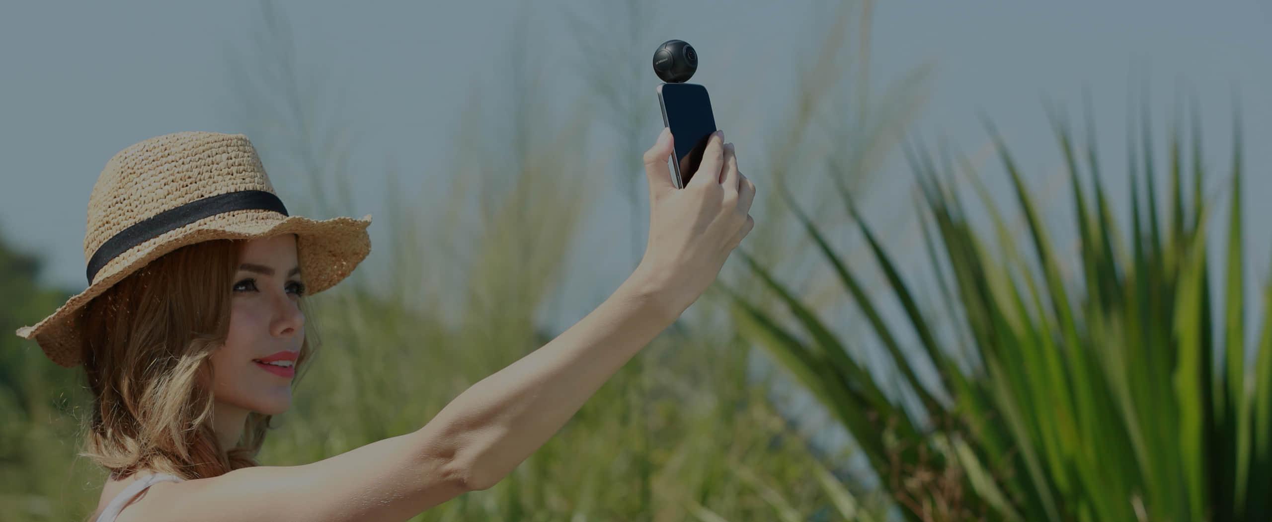 Honor VR Camera, czyli unikalny pomysł na kamerę 360 od Huawei. To może się udać