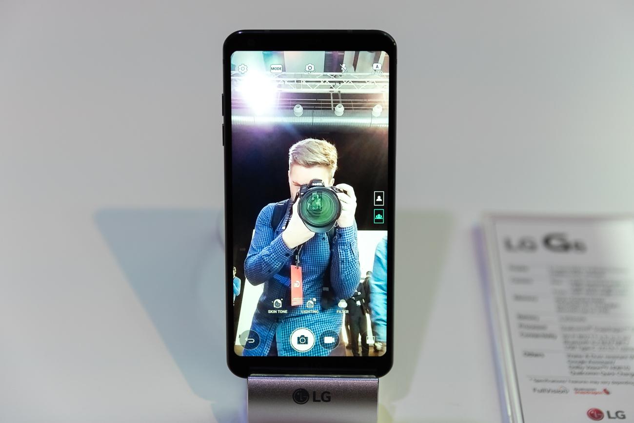 LG G6 - pierwsze wrażenia