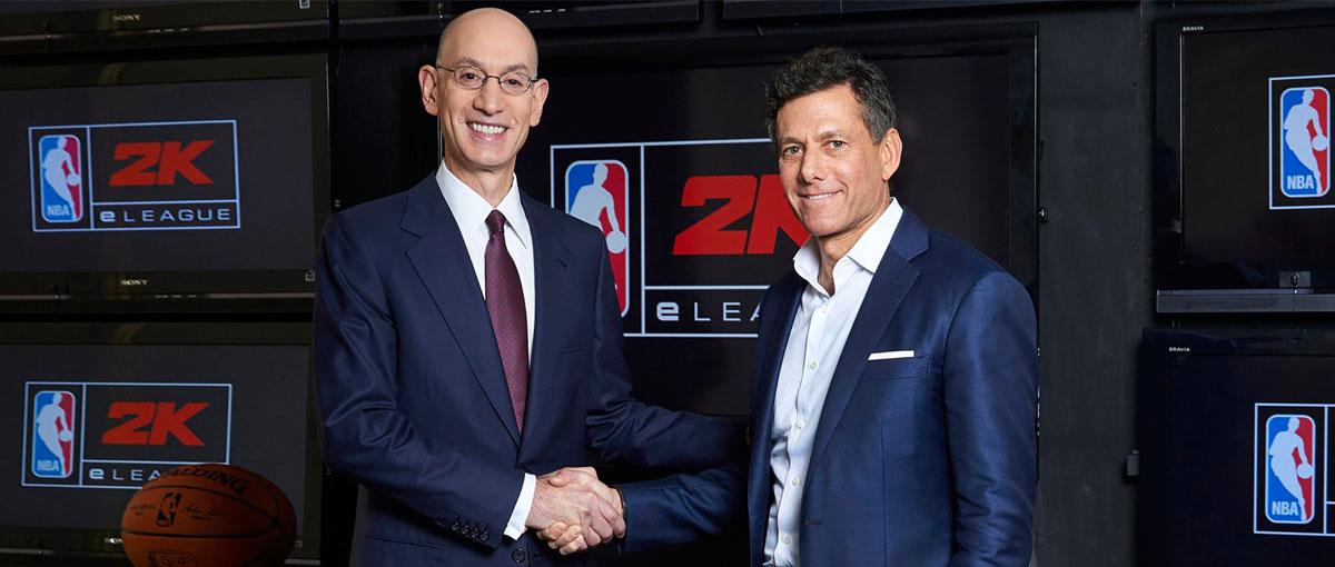 NBA bierze się za esport. W przyszłym roku odbędą się pierwsze mecze w wirtualnego kosza