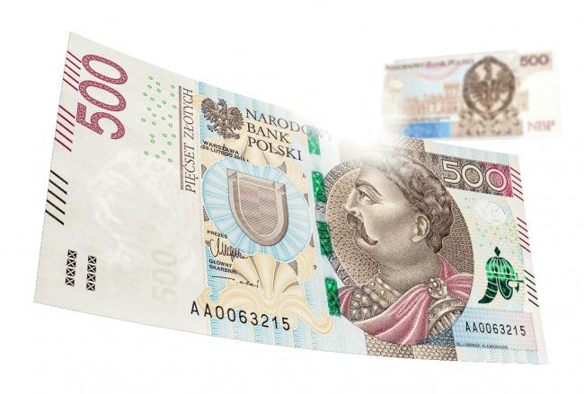 Nowy banknot 500 zł z Janem III Sobieskim