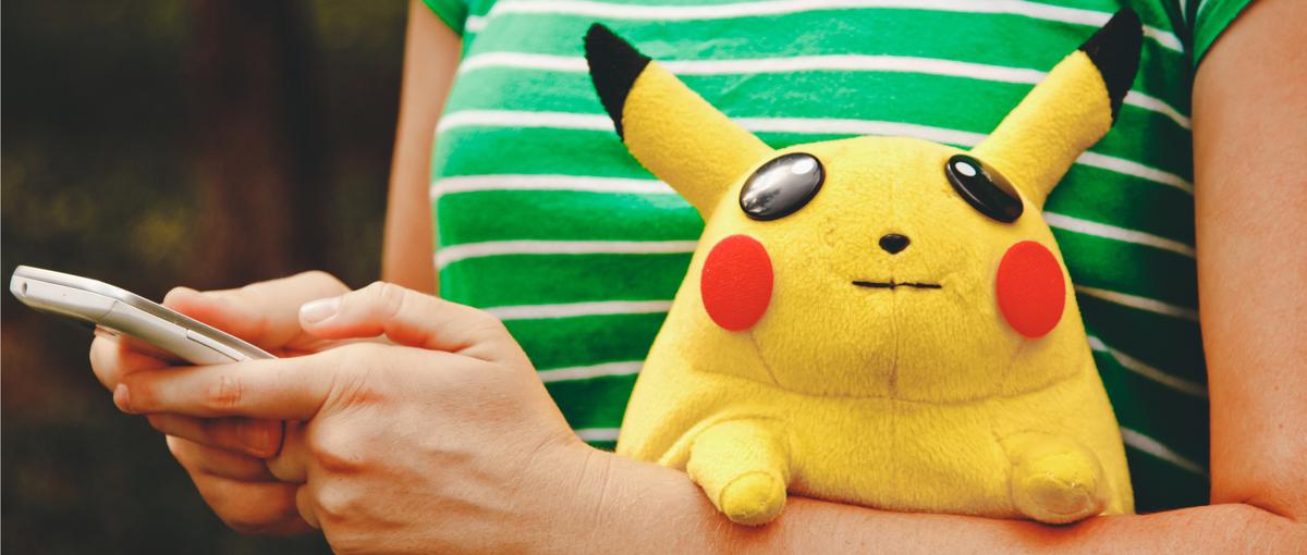 Grafika dnia: Pokemon GO wygląda inaczej u dorosłych niż u dzieci. I ma to sens