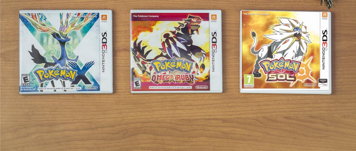 Świetna aktualizacja Pokemon Bank na 3DS. Dzięki niej złapałem je wszystkie