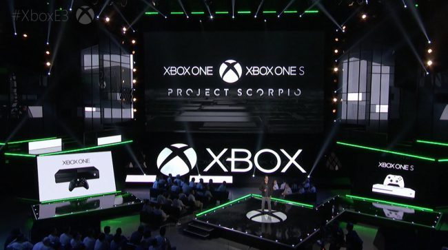 project scorpio 3