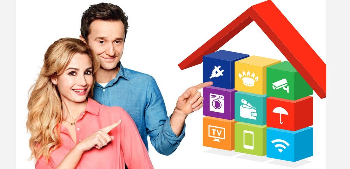 W pakiecie taniej – dziewięć, by wszystkie złączyć, czyli Polsat i Plus dostarczą (prawie) wszystkie usługi do naszego domu