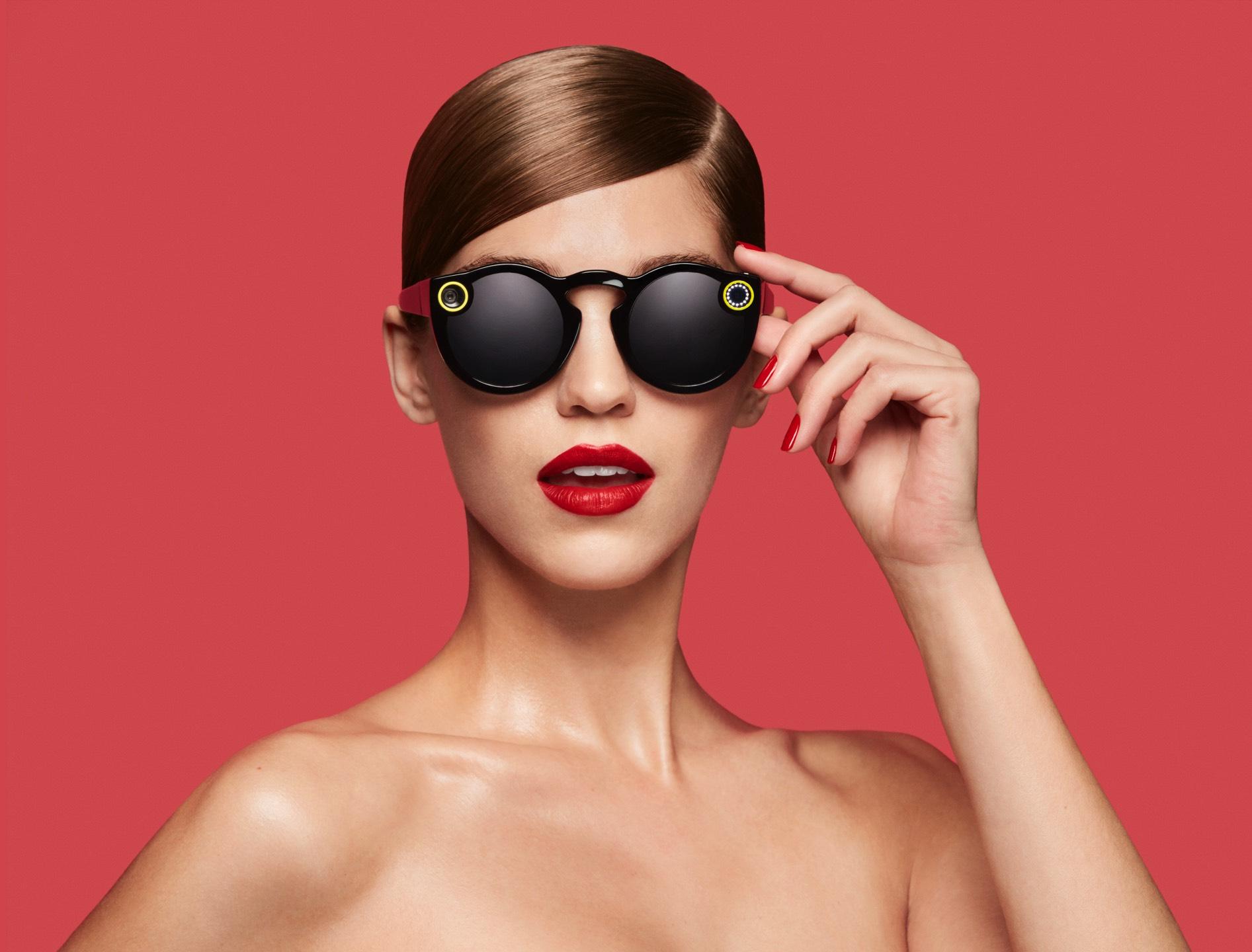 snap spectacles inteligentne okulary snapchat