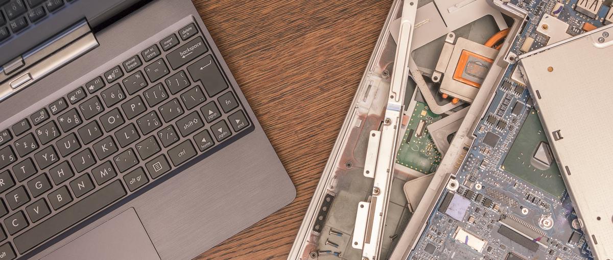285 zł – za tyle naprawiłam stary komputer. Jest jak nowy