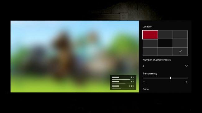 Windows 10 Creators Update compact overlay