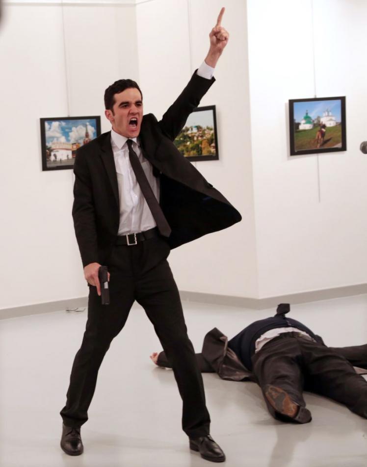 Oto zdjęcie roku według World Press Photo. Inaczej być nie mogło