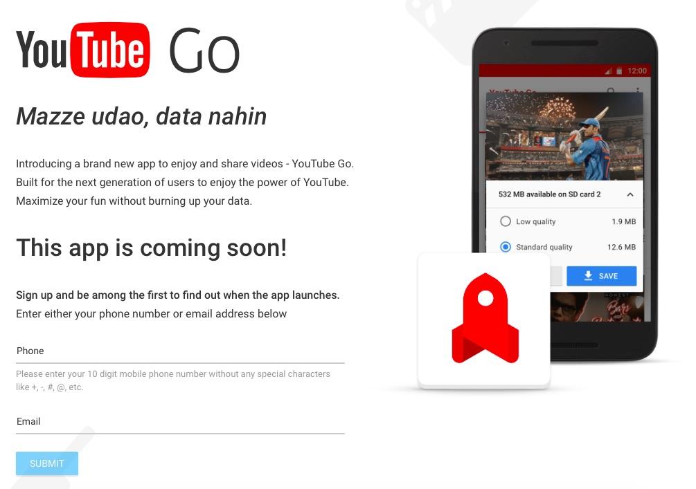 YouTube Go powala na oglądanie filmów offline.