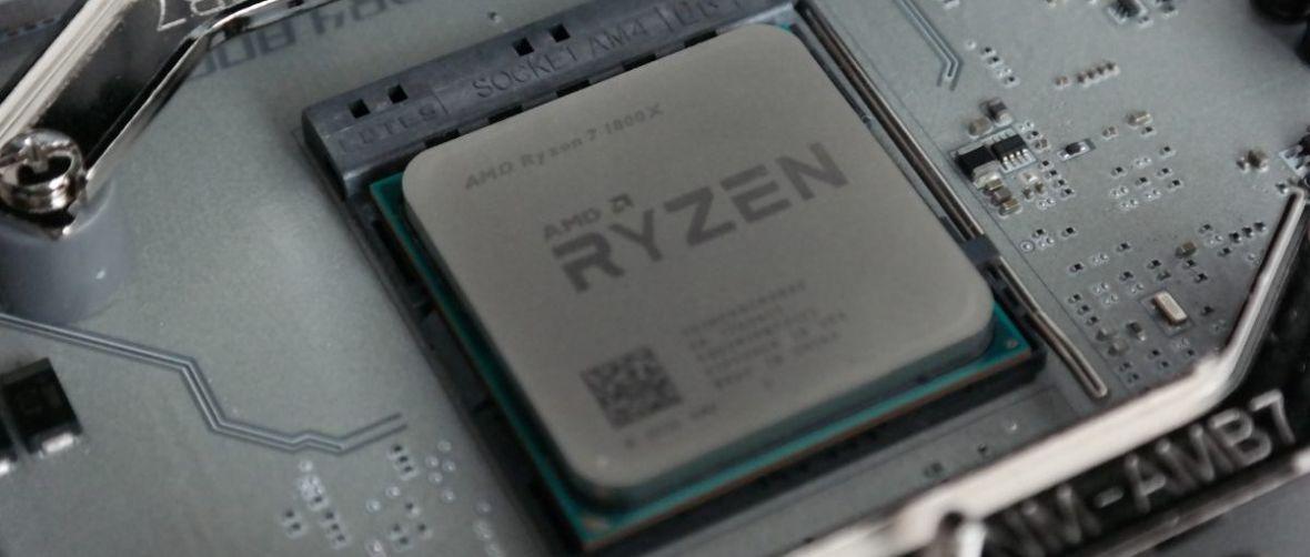 AMD wraca do gry po 10 latach. Ryzenowi zaufało HP, Dell i Lenovo