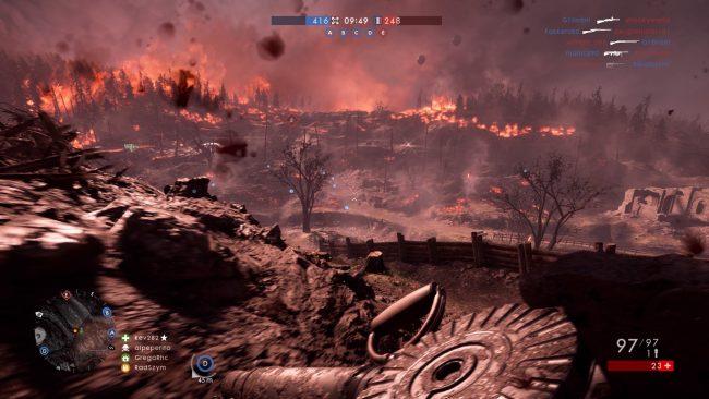 Battlefield 1 Nie Przejdą 122
