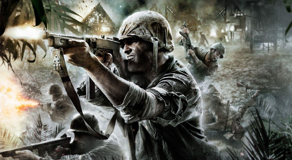 CoD wraca do drugiej wojny światowej? Wyciekły przepiękne grafiki z Call of Duty: WWII