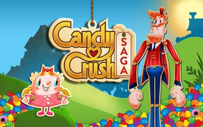 Najpopularniejsze gry mobilne: Liderem zestawienia jest Candy Crush Saga