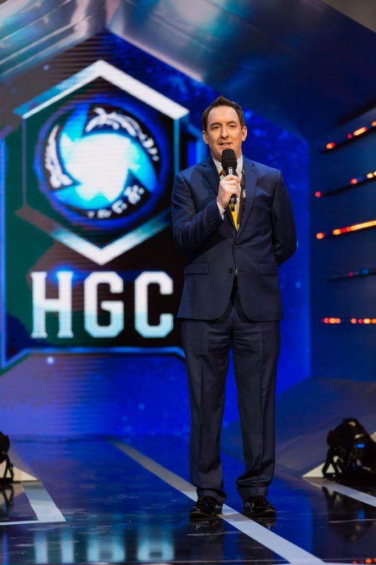 Blizzard HGC