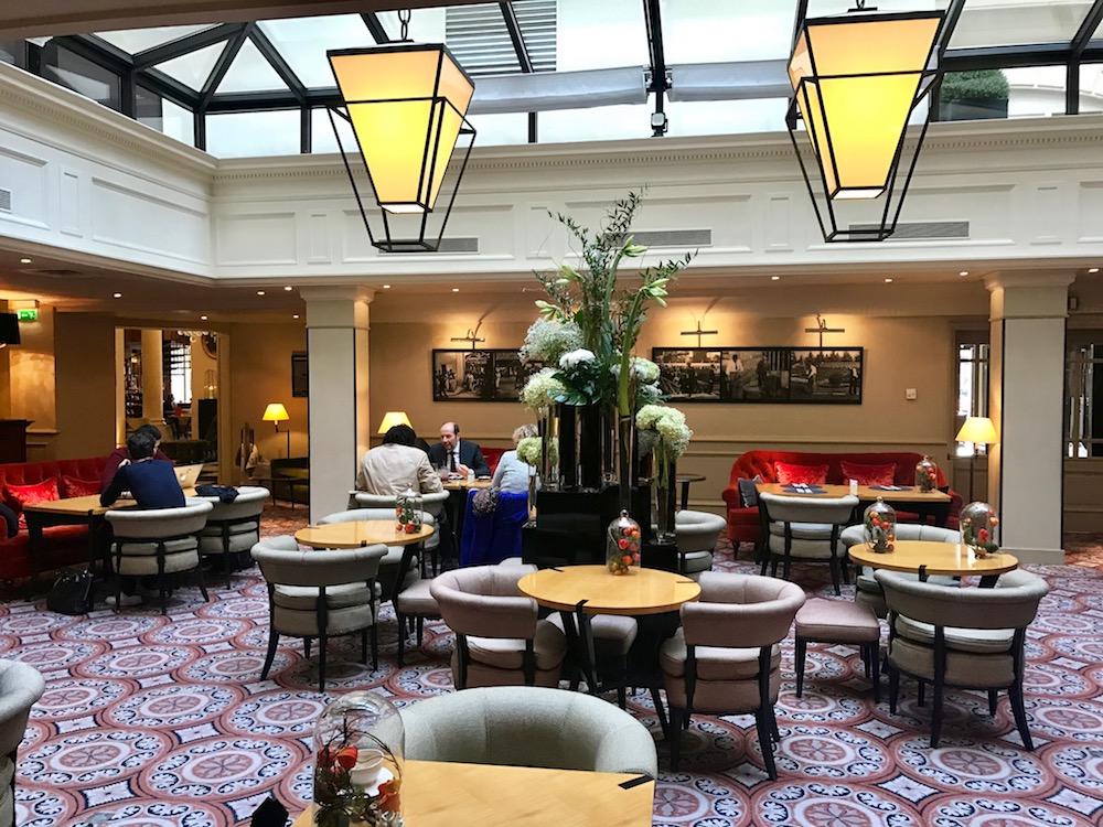 Hotel Scribe, 8