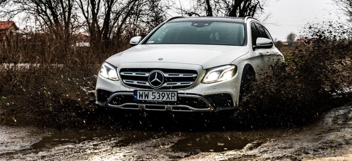 Mercedes Klasa E All-Terrain
