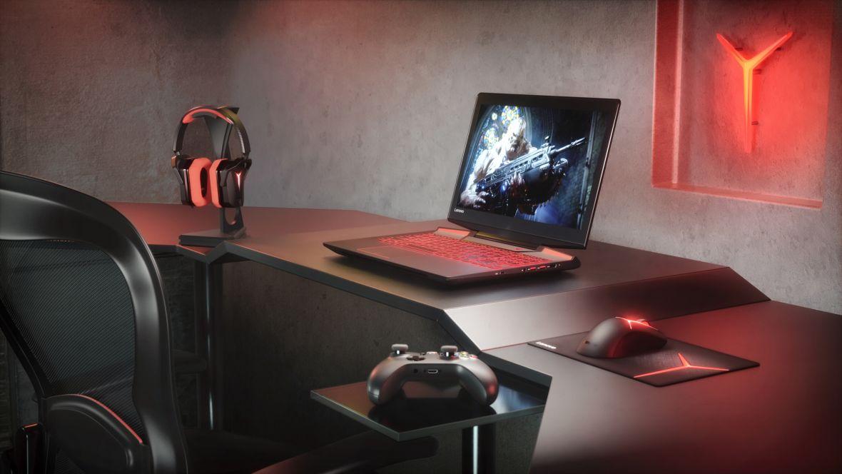 Dolby Atmos w laptopie? Nadchodzi Legion – zupełnie nowa seria gamingowych laptopów od Lenovo
