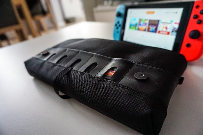Nintendo Switch CitySlicker Case WaterField-13