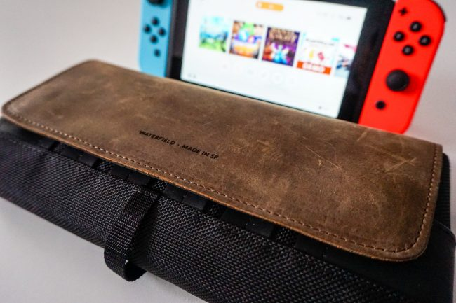 Nintendo Switch CitySlicker Case WaterField-3