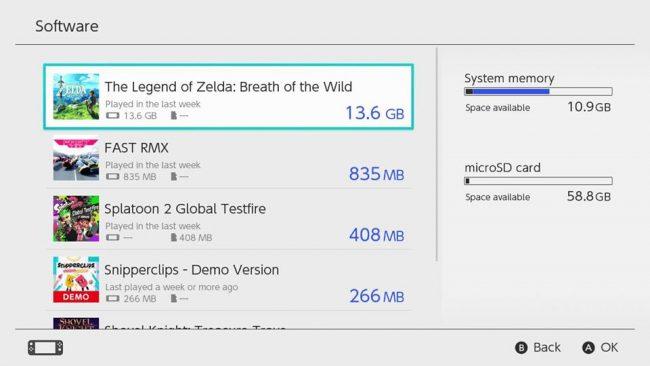 Nintendo Switch oprogramoanie 1