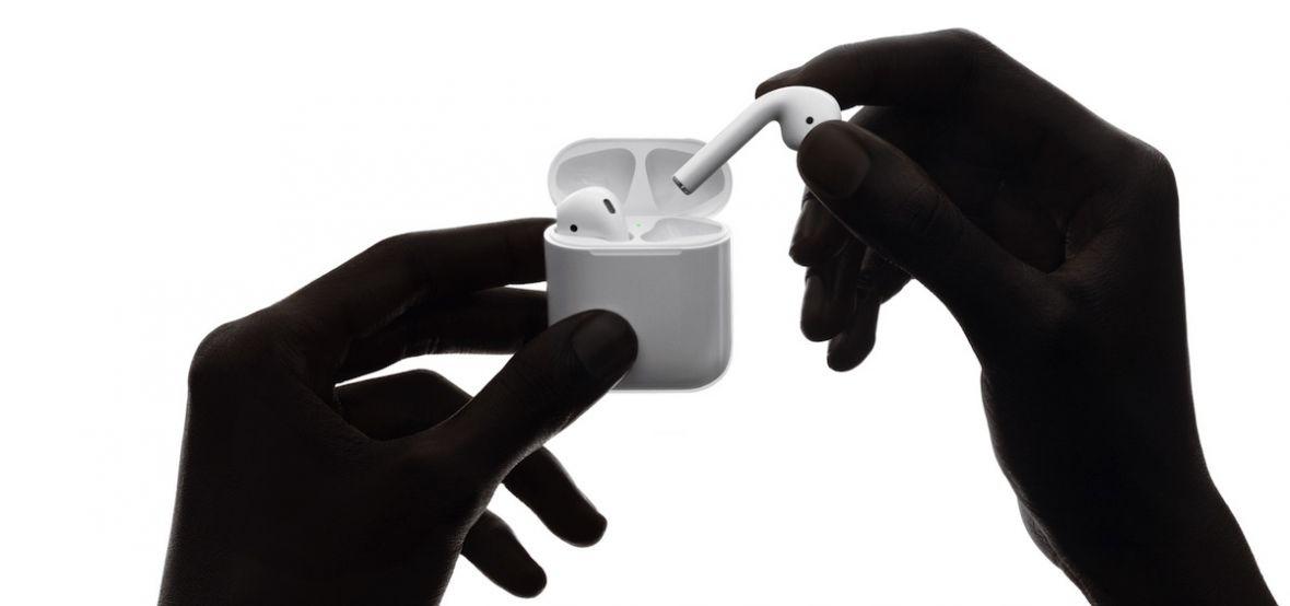 Nowa wersja iOS 10 ucieszy posiadaczy słuchawek AirPods