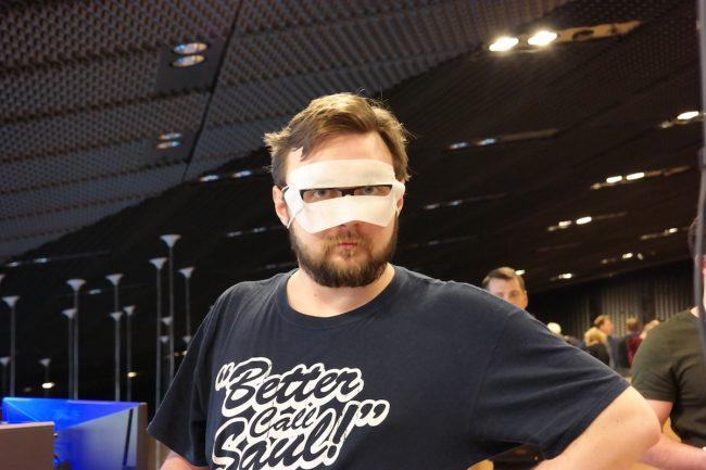 Intel IEM 2017 omni vr
