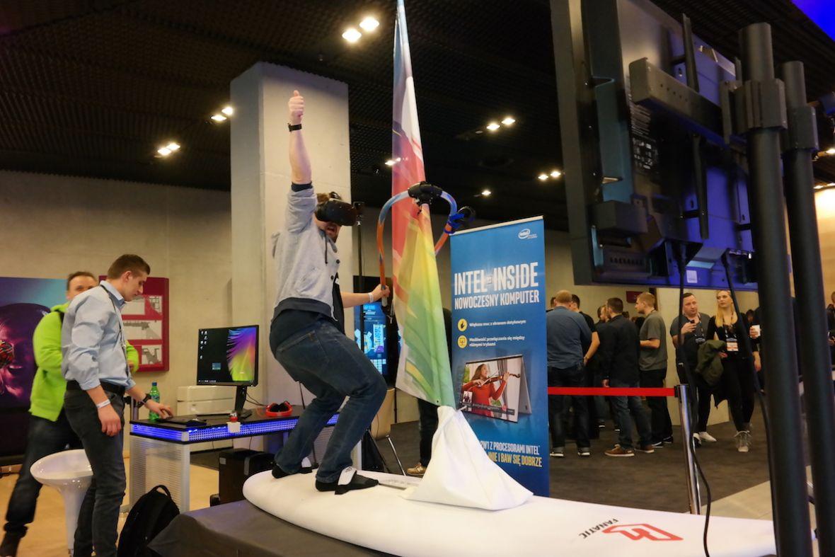 Intel na IEM 2017 stawia na VR. Sprawdziliśmy 4 najciekawsze koncepty