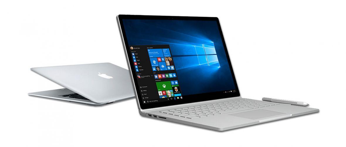 Microsoft jest przekonany, że rozważasz przesiadkę z Maca na Surface'a. Teraz ci to ułatwi