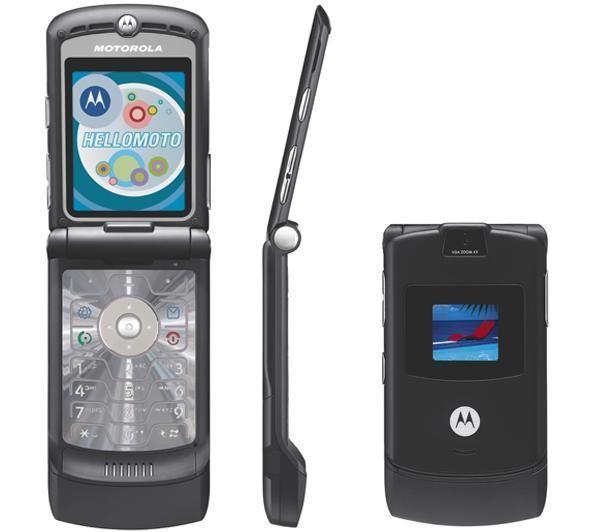 Motorola RAZR V50