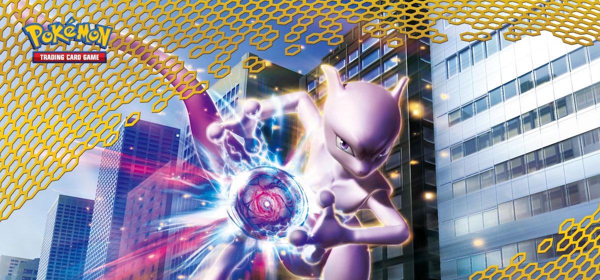 Legendarne Pokemony w Pokemon GO Mewtwo
