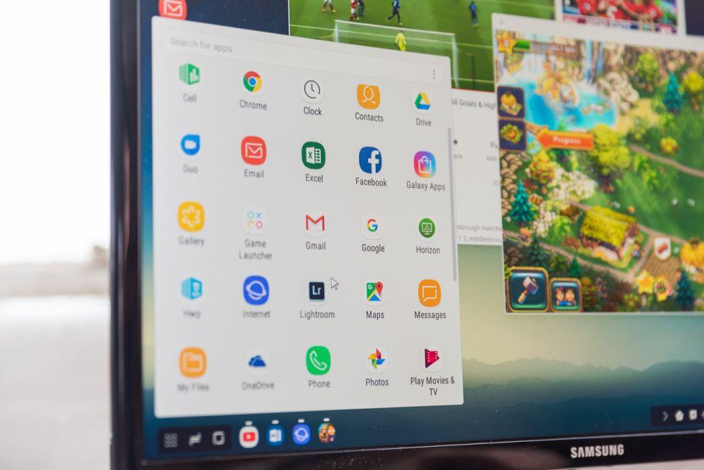 Samsung DeX - stacja dokująca do Samsunga Galaxy S8.