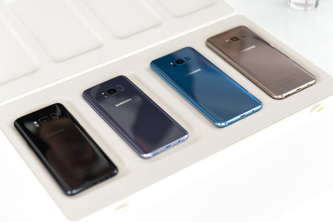 Kolory Samsung S9