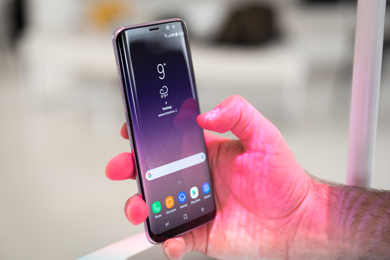 nowy samsung galaxy s8 plus recenzja spider 39 s web. Black Bedroom Furniture Sets. Home Design Ideas