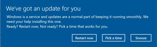 Windows 10 Creators Update aktualizacje