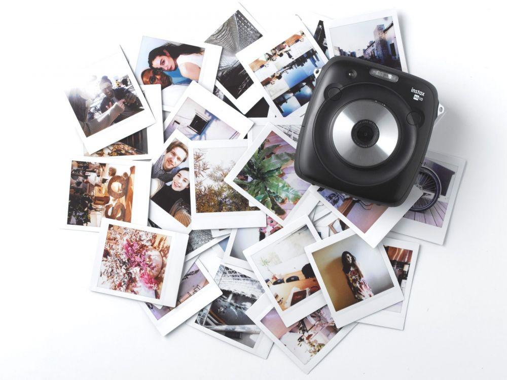 Fujifilm Instax Square SQ10 - kwadratowy instax