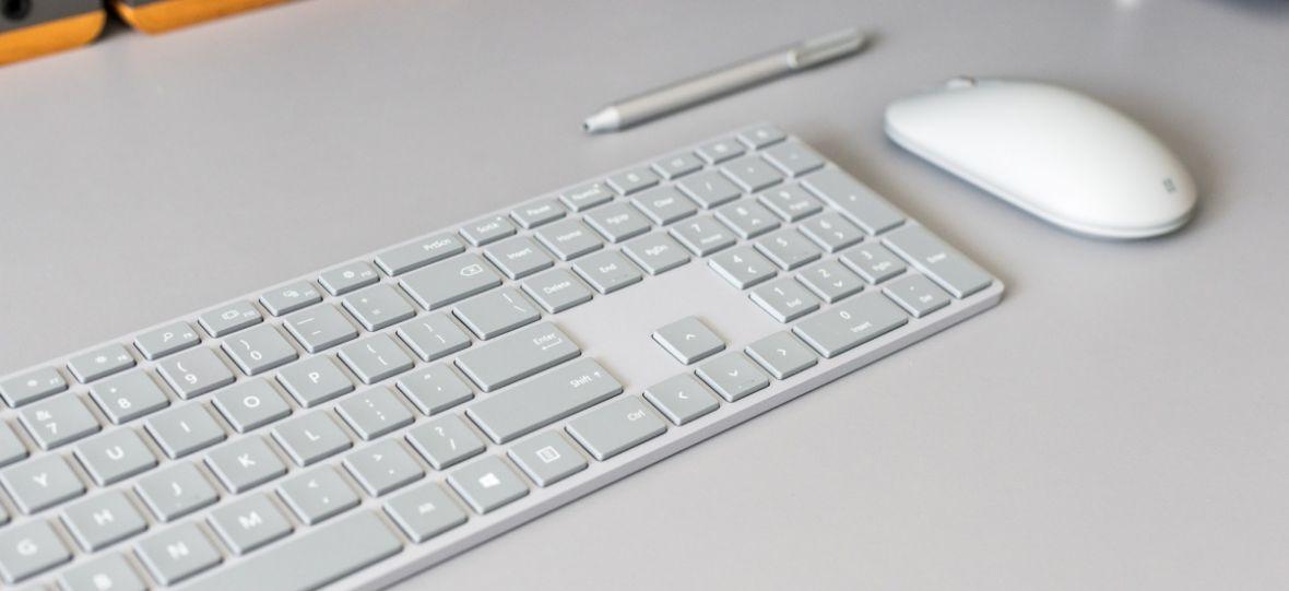 Klawiatura Apple w końcu ma godnego rywala. Surface Keyboard po prostu zamiata nią podłogę