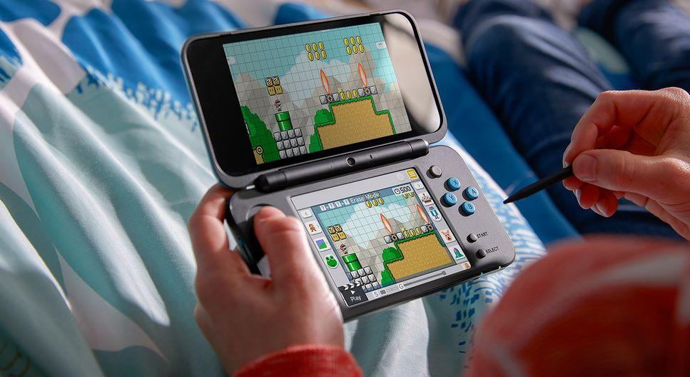 Kosztuje 599 zł i jest najsensowniejszym handheldem na rynku. Oto nowe, piękne New Nintendo 2DS XL!