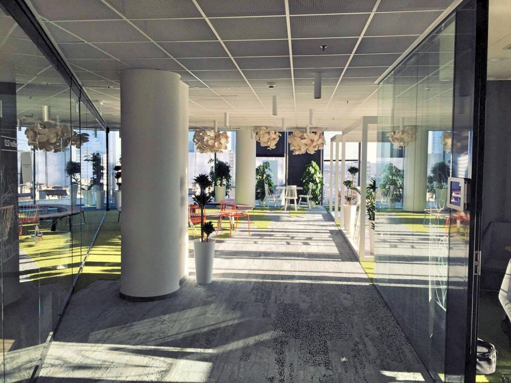 Jak Sie Pracuje W Allegro Warszawskie Biuro Robi Wrazenie
