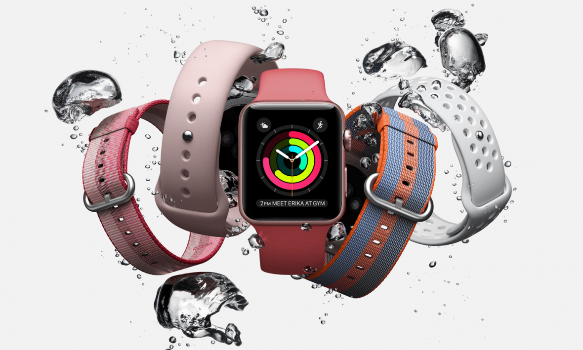 Jak dużym biznesem są dla Apple zegarki?