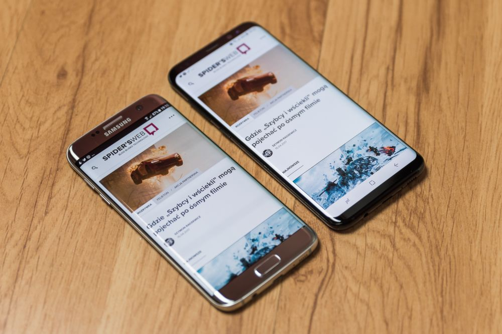 Samsung Galaxy S7 edge czy Samsung Galaxy S8? Co wybrać?