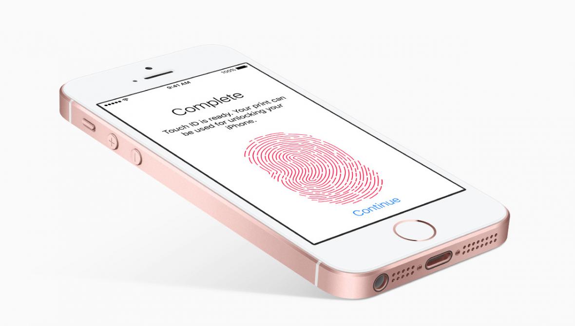 Nowy iPhone bez Touch ID? Wcale bym się nie zdziwił