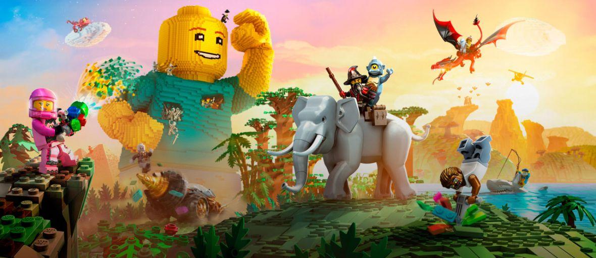 LEGO Worlds kontra Minecraft – stawiamy naprzeciwko siebie dwa wielkie kreatory światów
