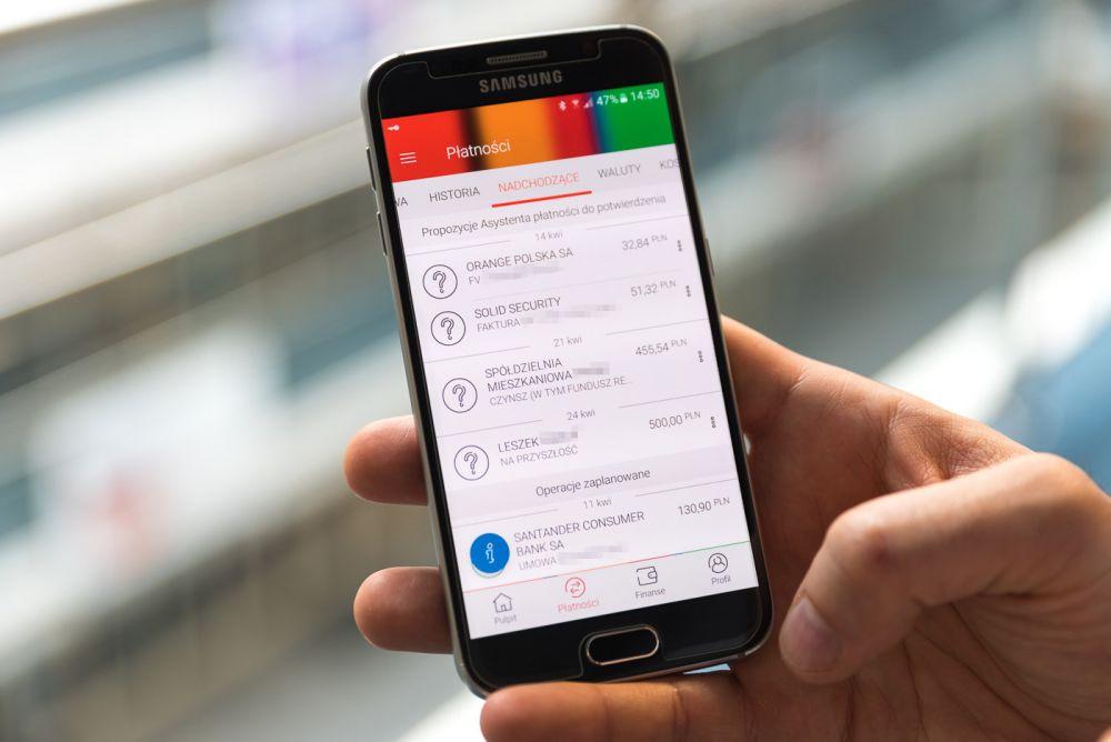 Nowa aplikacja mBank 3.0