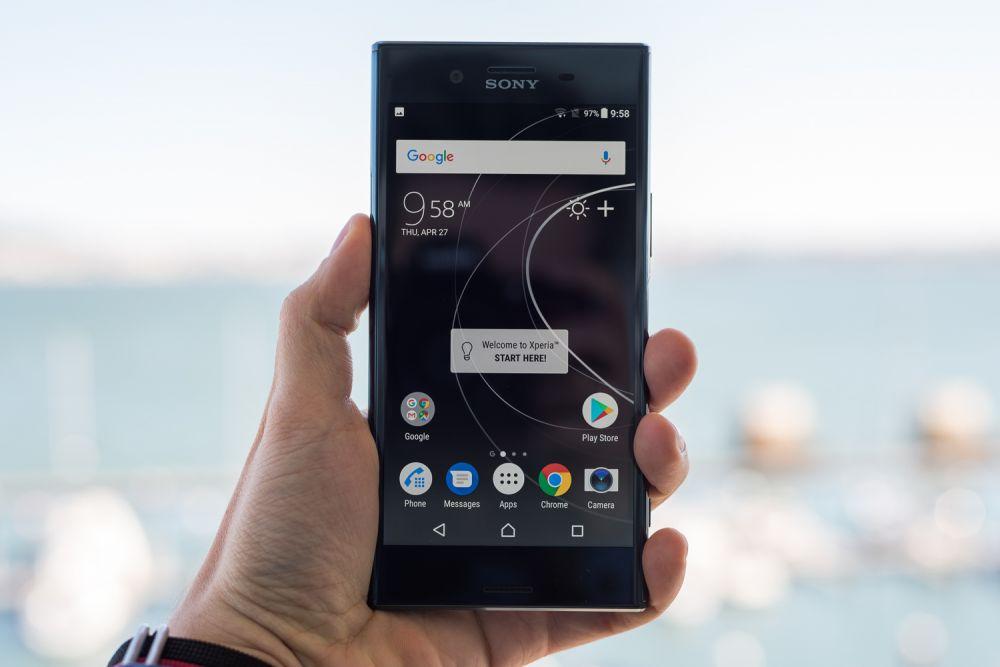Sony Xperia XZ Premium pierwsze wrażenia